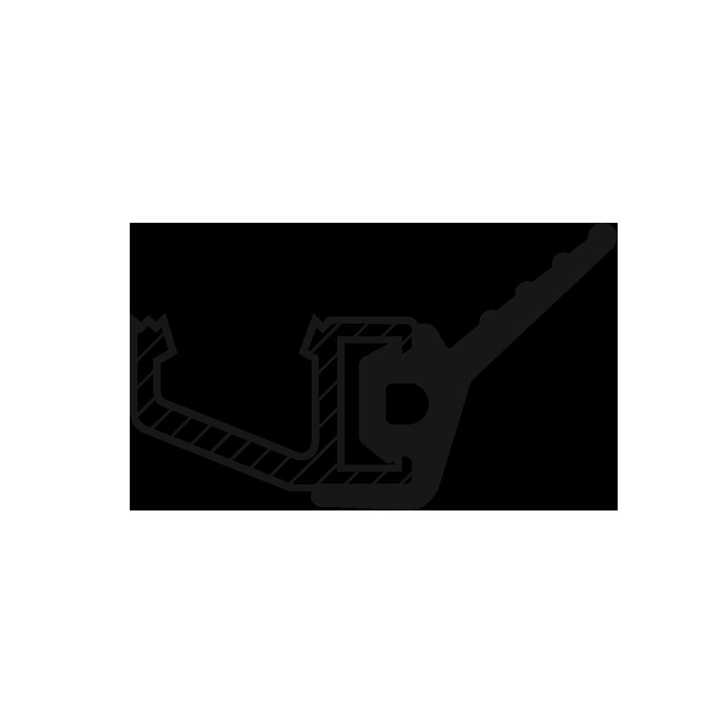 Dichtungsprofile für Metallbau
